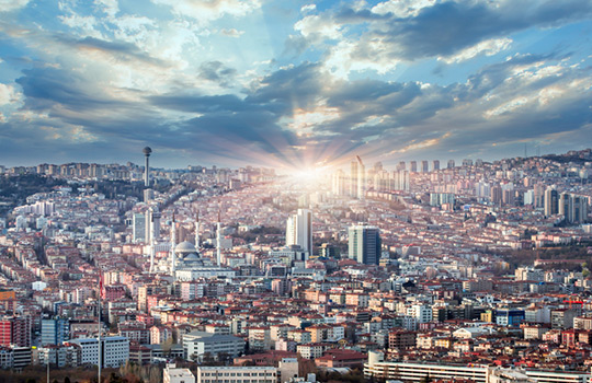 Ankara Şubemiz